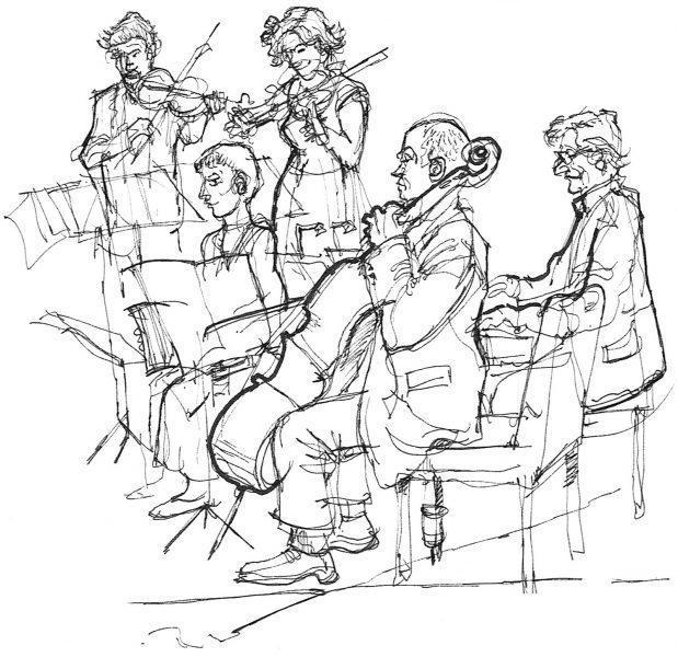Frambuesas Tango Band