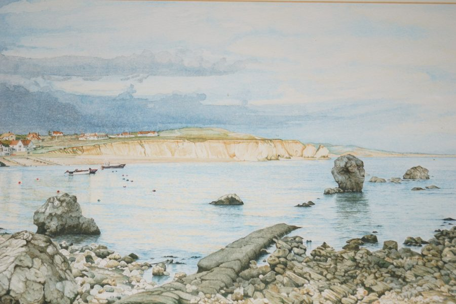Freshwater Bay, The Isle of Wight
