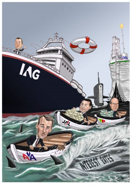 Front Cover at sea