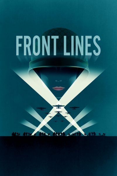 Front Lines - Book Cover Illustration