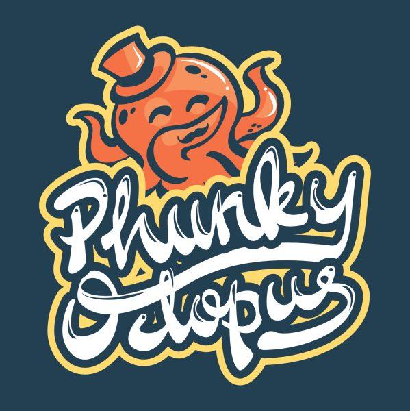 Funky Octopus Logo
