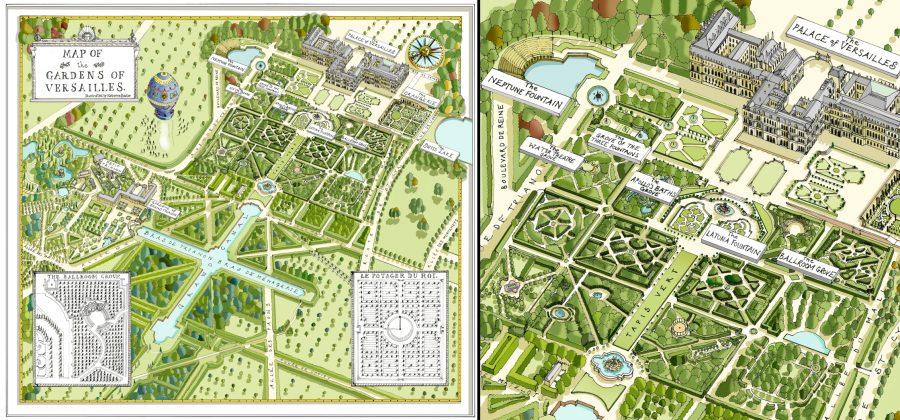 Gardens Of Versailles / The Telegraph