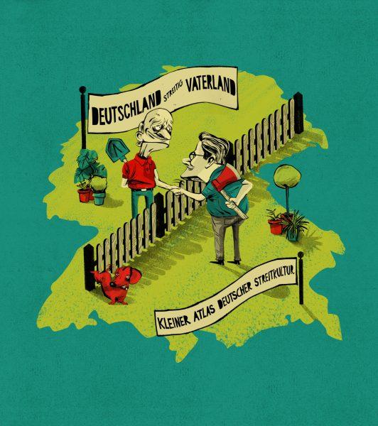 Germany Land of Litigation