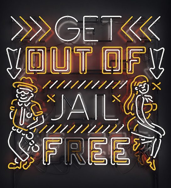 Get Out Of Jail Free / Mother Jones