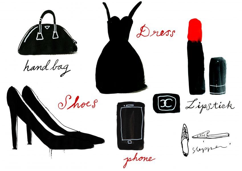 Girl's Things