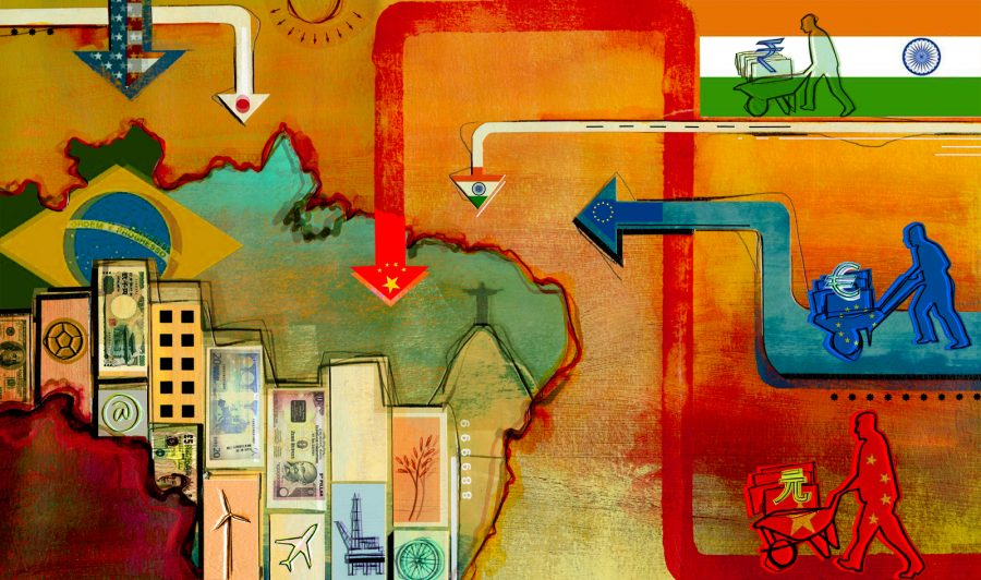 Global economic support for Brazil