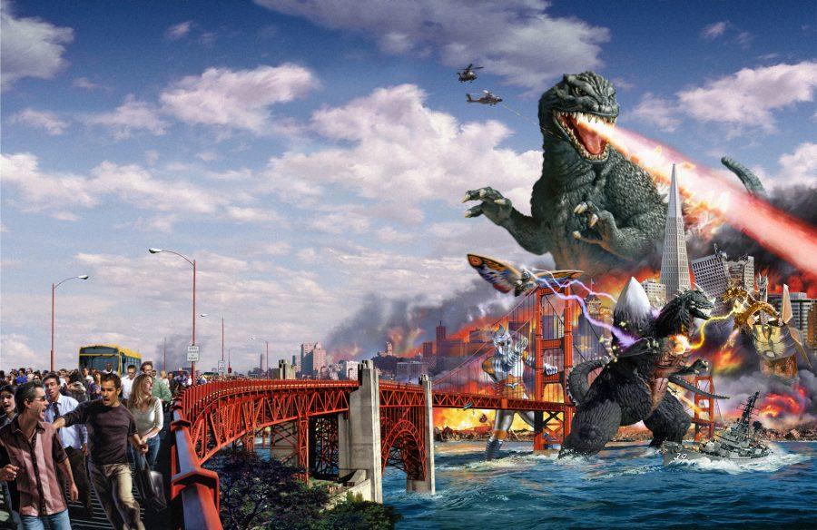 Godzilla Videogame