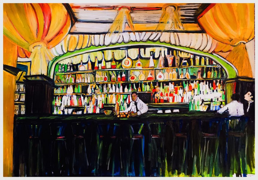 Gotham Bar and Grill