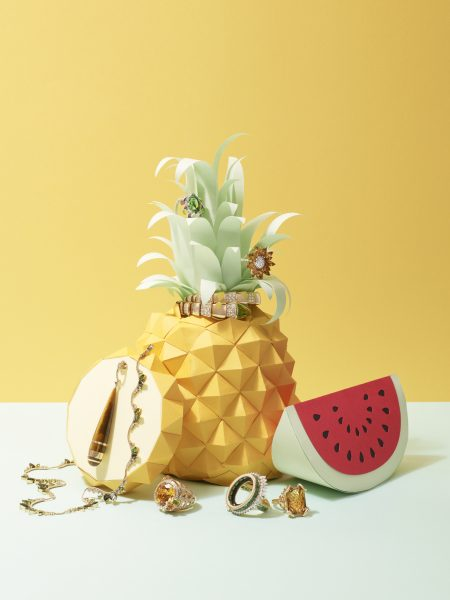 Grazia Pineapple