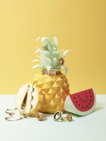 Grazia Pineapple