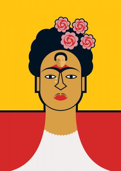 Great Modern Artists: Kahlo