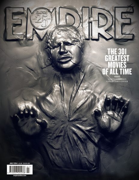 Han Solo / Empire Magazine
