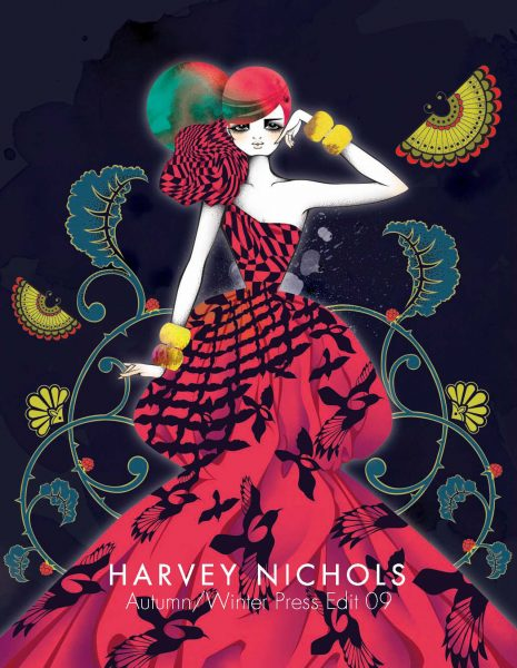 Harvey Nichols Press Book