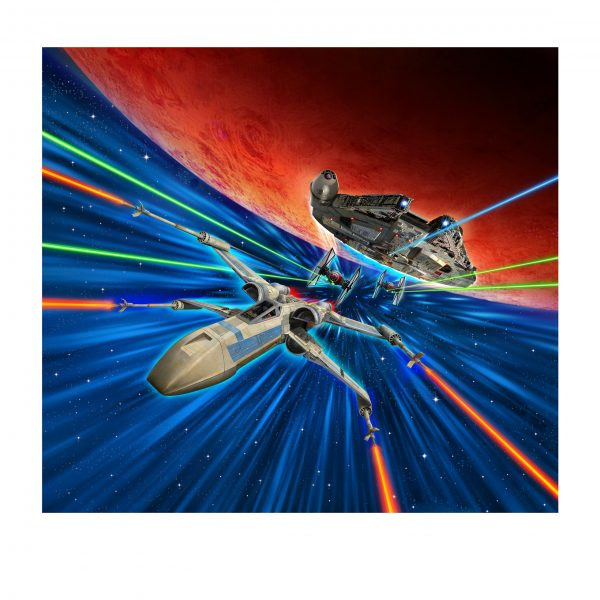 Hasbro The Force Awakens, Battleship Gamecover