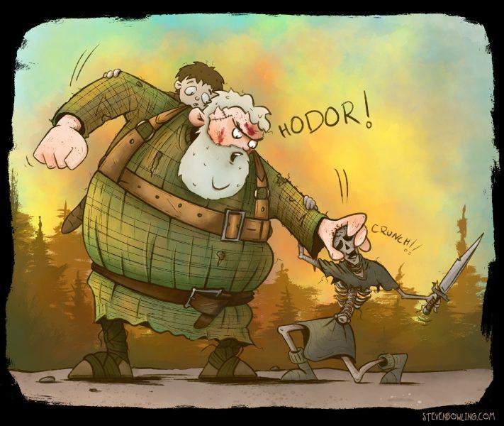 Hodor!!