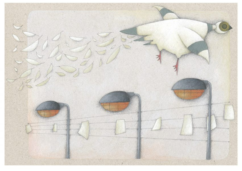 Hope & Feathers no.2