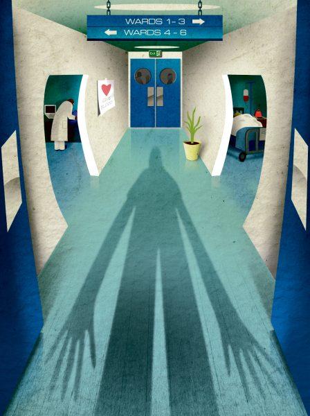 Hospital Theft (Editorial)