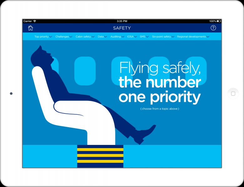 IATA Annual Report Safety