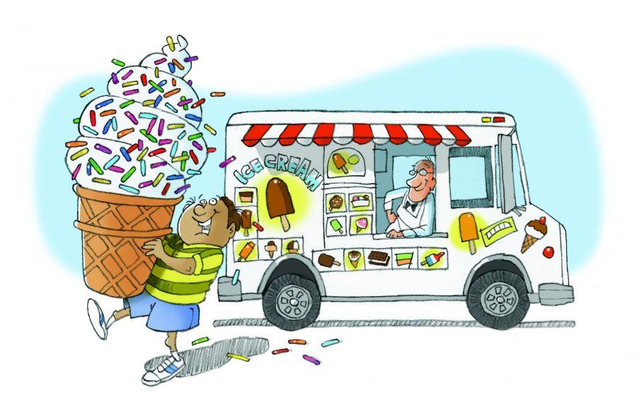 Ice Cream, Man
