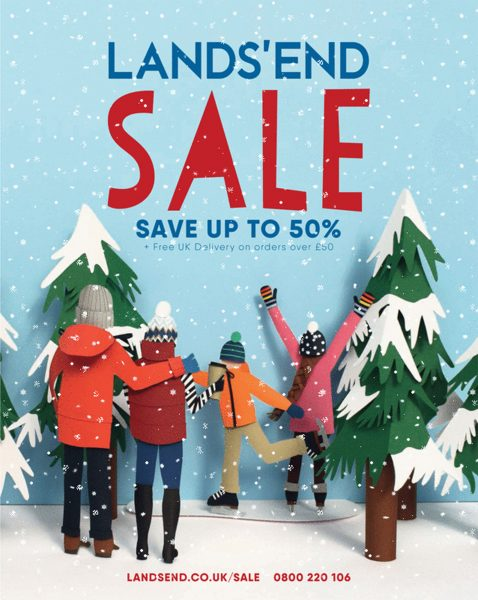 Ice Skaters | Lands' End