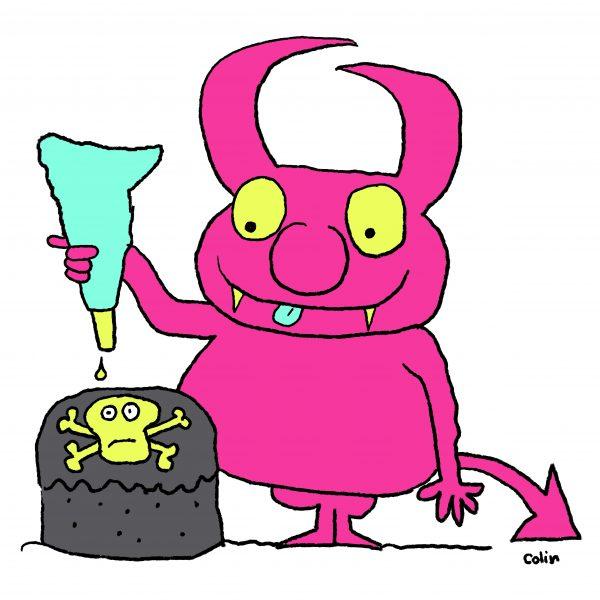 Icing Devil