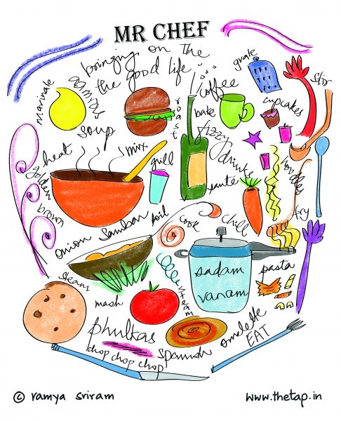 Illustration: Happy Chef