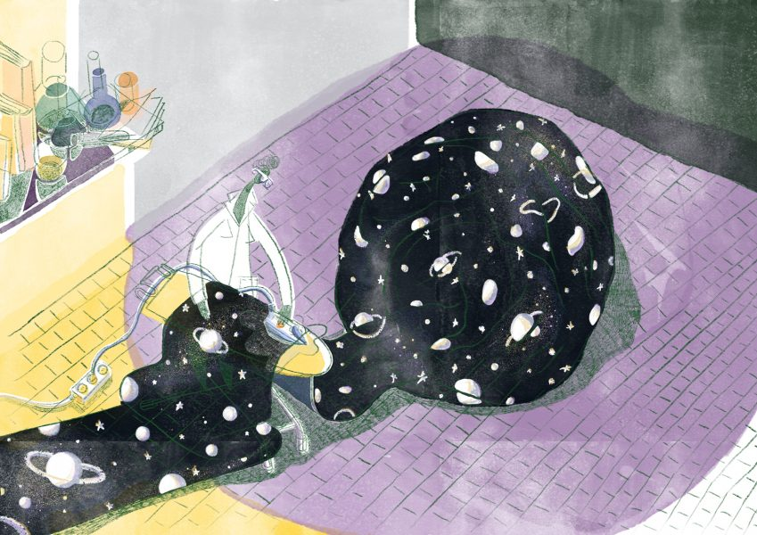 Ironing Out The Map Of Universe