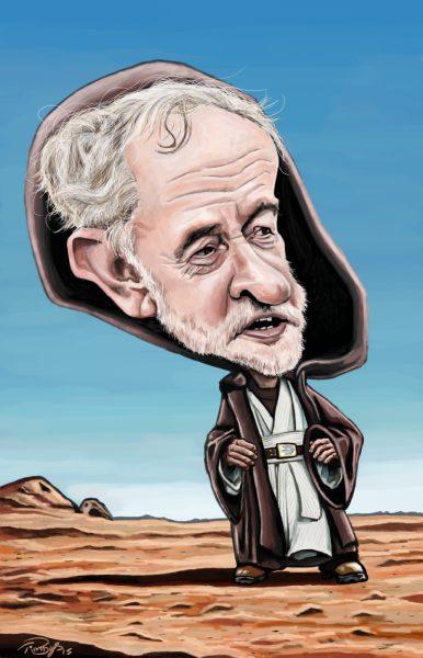 Jedi Corbyn