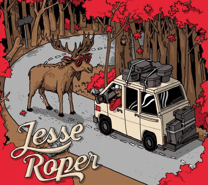 Jesse Roper Poster