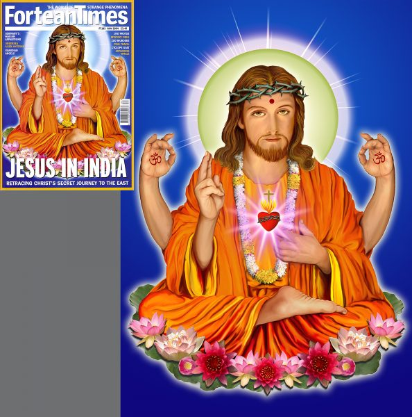 Jesus as Buddha