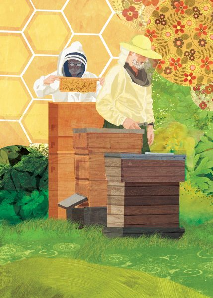 Jodrell Bank Bee Keepers