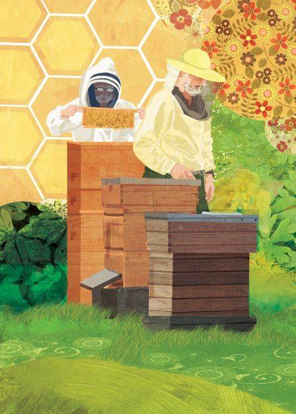 Jodrell Bank Bee Keepers