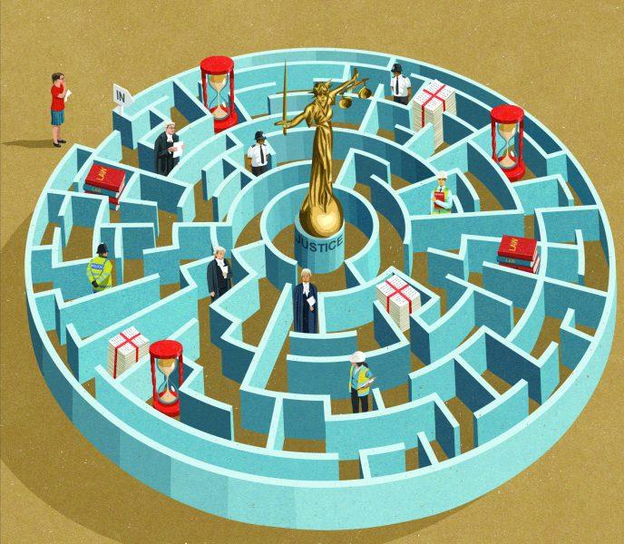 justice maze