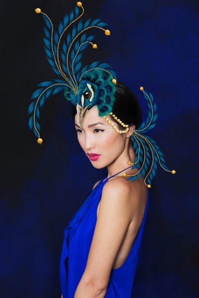 Karen Walker - Peacock