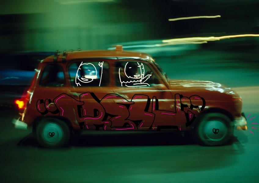 Kenzo Cab