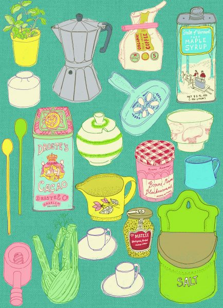 Kitchen Things and Utensils