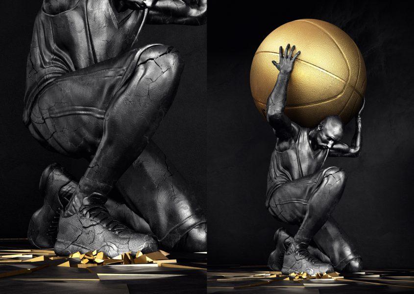 Kobe Statue / Nike