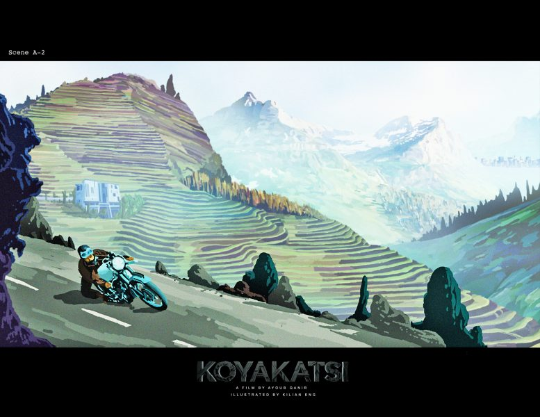 Koyakatsi Movie Scene A-2