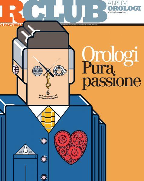 La Repubblica Magazine Cover