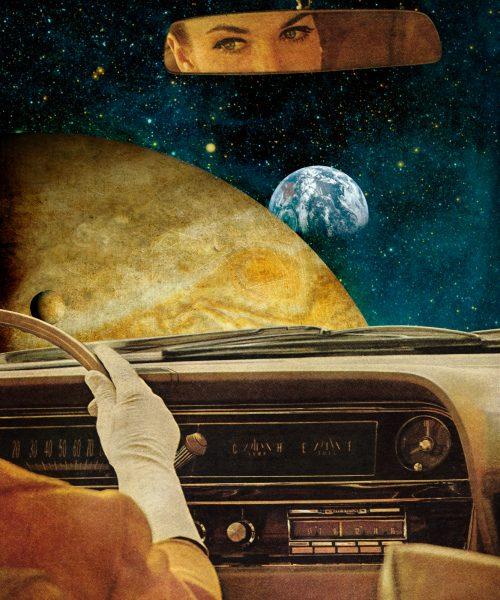 Left Turn at Mars