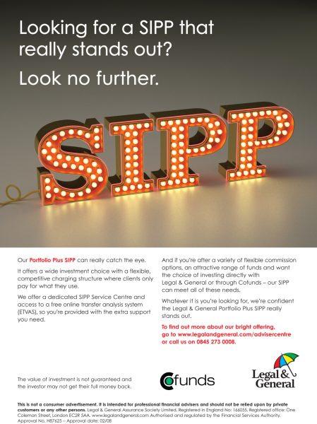 Legal & General SIPP