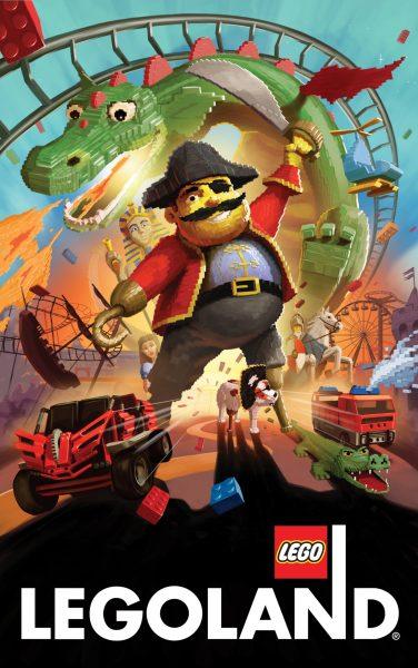 Legoland TVC Poster