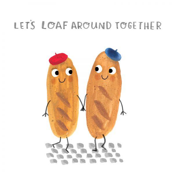 let's loaf