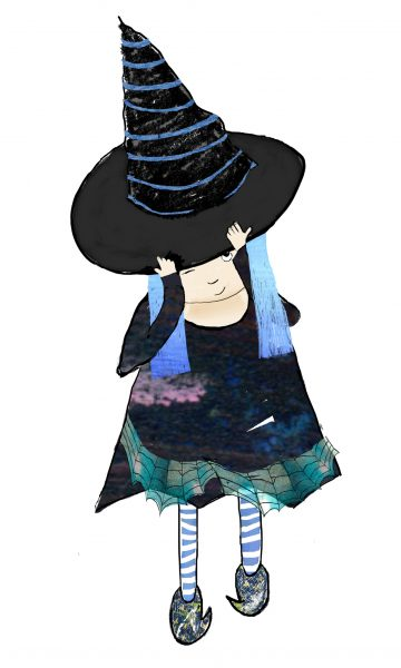 Lilly the witch
