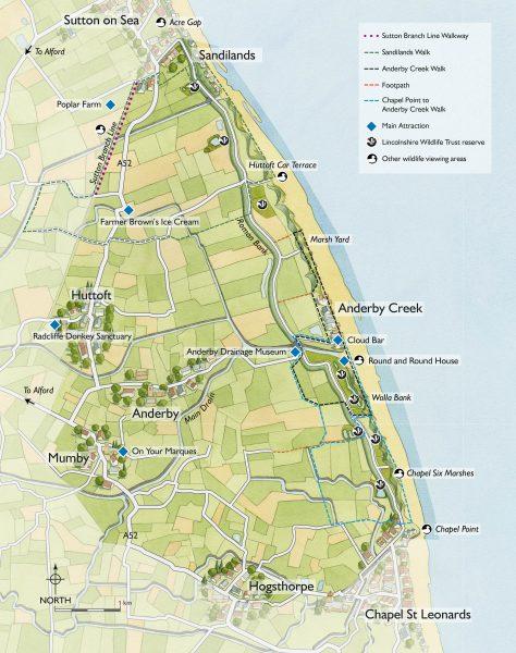 Lincolnshire Coastal Park