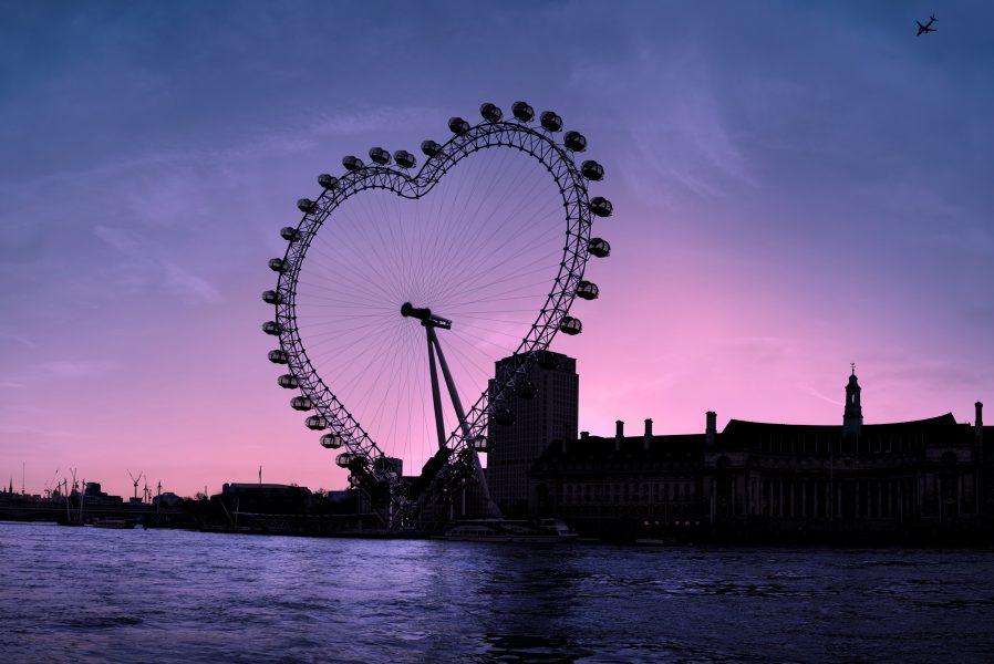 Love the London Eye hitandrun