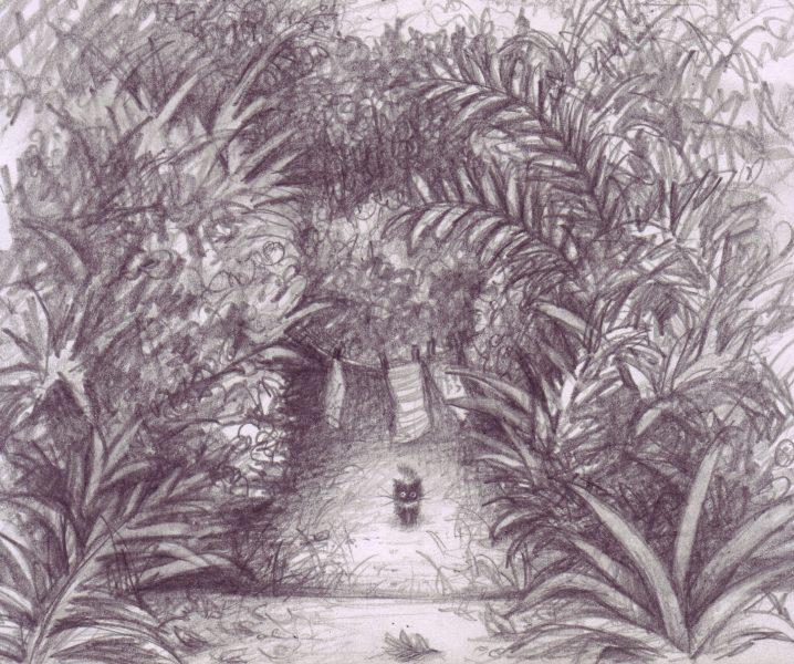 Luna in the Jungle