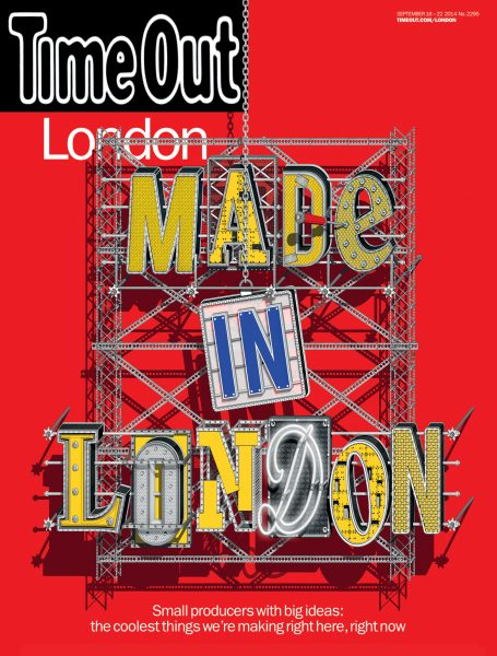 Made in London / Time Out