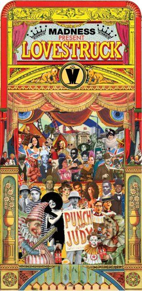 Madness Pollock's Theatre Pop Up