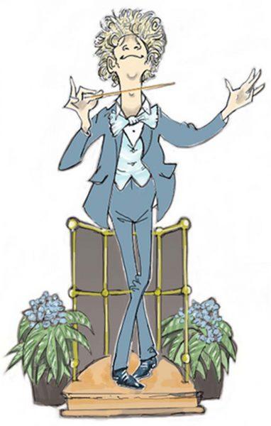 Maestro conductor